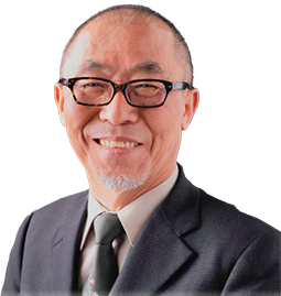 西野社長の顔写真