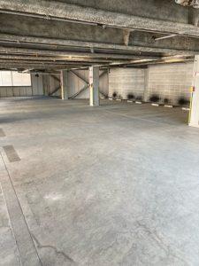 画像:駐車場の風景